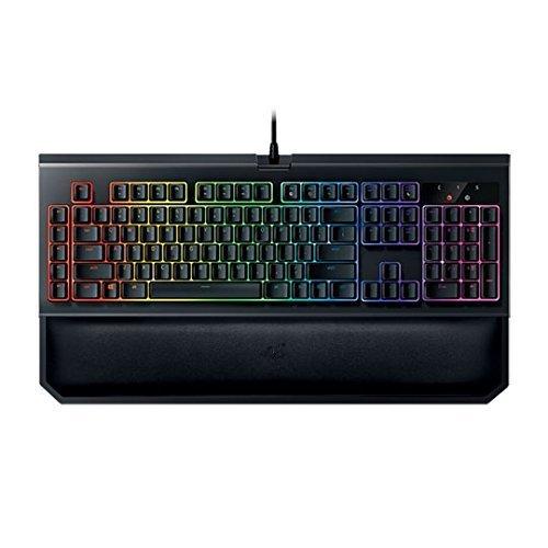 Razer BlackWidow Chroma V2 Clicky Mechanical Gaming Keyboard