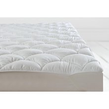 Double Bed Orthopaedic Anti Allergy Mattress Topper Quilted