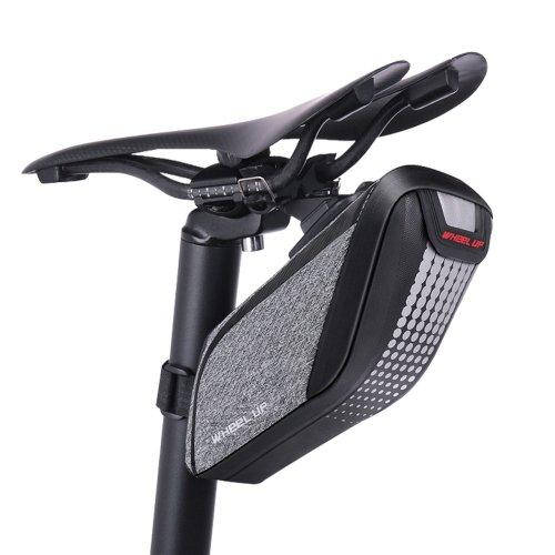 DONWELL Bicycle Saddle Bag, Bike Seat Bag Pack Riding Cycling Supplies for Folding Bike/Road Bike/MTB