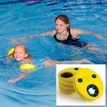 Zoggs Kids Float Discs Learn To Swim Arm Band -  float discs zoggs kids swim arm learn band