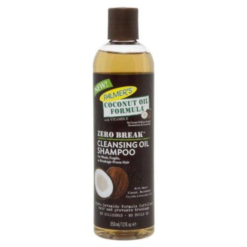 Palmer's Coconut Oil Formula Zero Break Shampoo 350ml