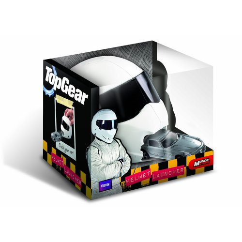 MONDO Top Gear Helmet Launcher Toy