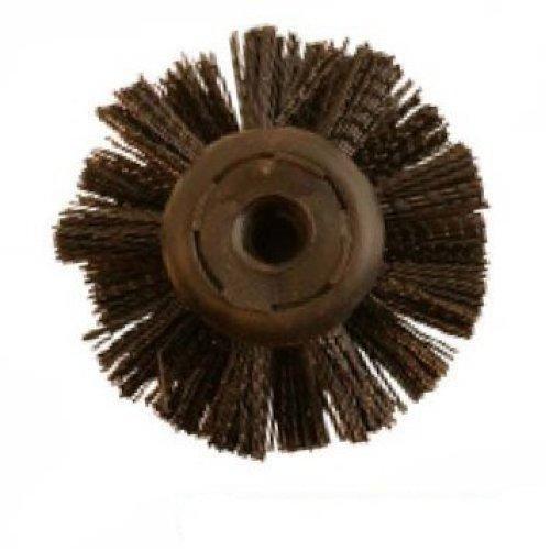 100mm Silverline Drain Brush Head - 633759 -  drain brush head silverline 100mm 633759