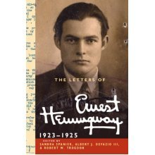 The Letters of Ernest Hemingway: Volume 2, 1923-1925 (The Cambridge Edition of the Letters of Ernest Hemingway)
