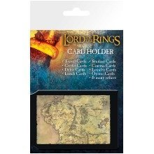 Lord of the Rings Map Travel Pass Card Holder