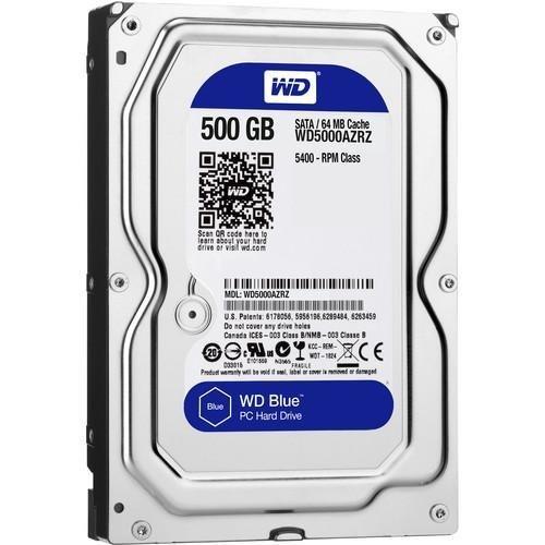 6TB WD Blue SATA3 6Gb/s 64Mb Hard Drive