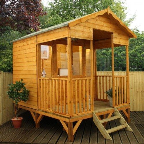 Beach Hut Summerhouse