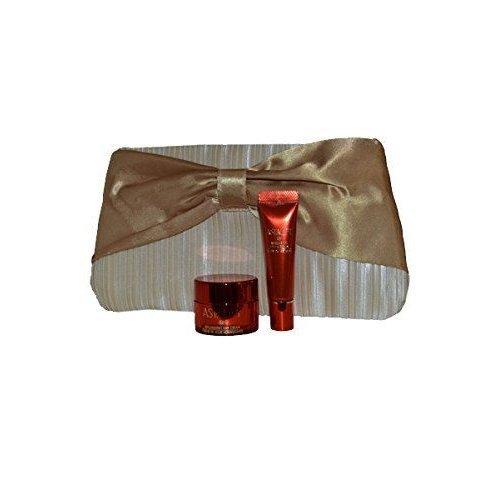 Astalift Skincare Essentials Day Cream 15g, Eye Cream 7g,Clutch Bag