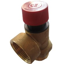 1 Inch Bsp Male Safety Pressure Relief Reducing Valve 1,5 to 6 Bar