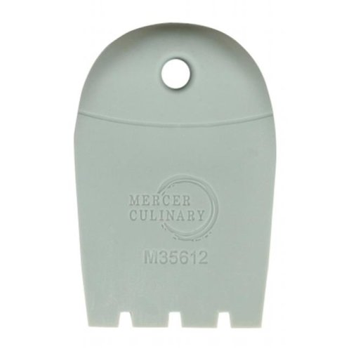 Mercer Tool M35613 Silicone Square Notch Plating Wedge, 5 mm.