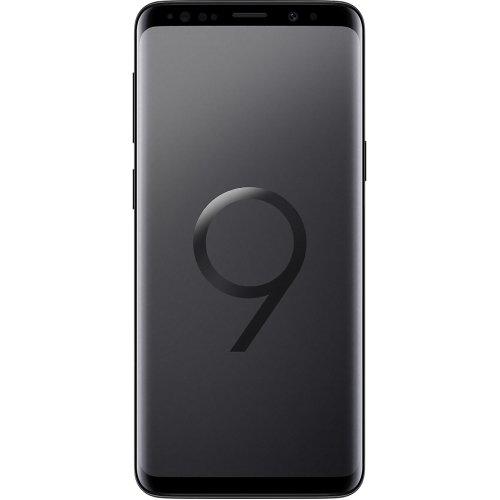 (Unlocked, Midnight Black) Samsung Galaxy S9 Hybrid SIM 64GB
