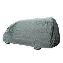 HOMCOM Caravan RV Cover,  Anti-UV, 640Lx225Wx220H cm-Grey
