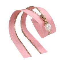 2 Pcs Nylon Coil Zippers Tailor Sewing Tools Garment Accessory 15.75 Inch [Q]