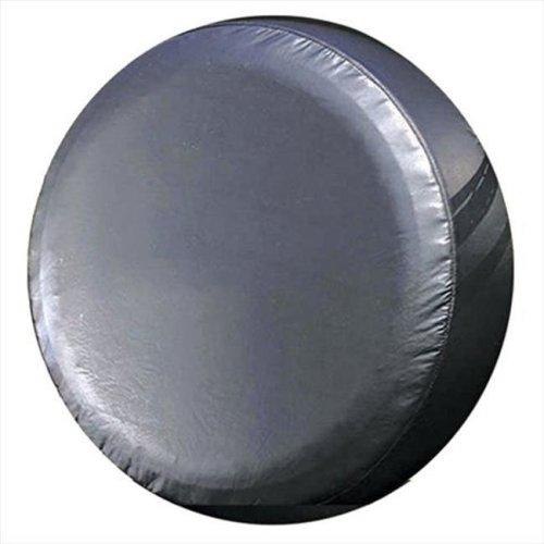 ADCO 1737 Black 27 In. Spare Tire Cover Size - J