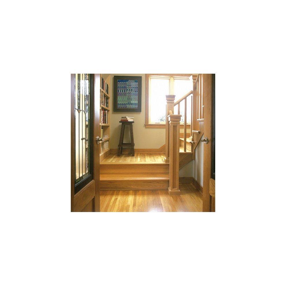 Ronseal Diamond Hard Floor Varnish Satin 2 5l On Onbuy