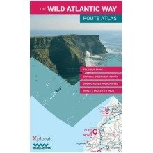 The Wild Atlantic Way Route Atlas: Ireland's Journey West 2015