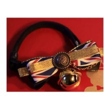 Pet Accessories Bow - Cats and Dogs Tie Bells-England