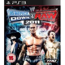 WWE Smackdown vs Raw 2011 (PS3)