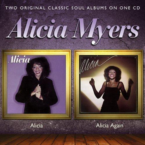 Alicia Myers - Alicia / Alicia Again [CD]