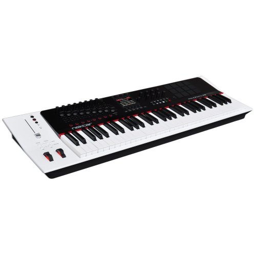 Nektar Panorama P6 MIDI Keyboard - Black/White