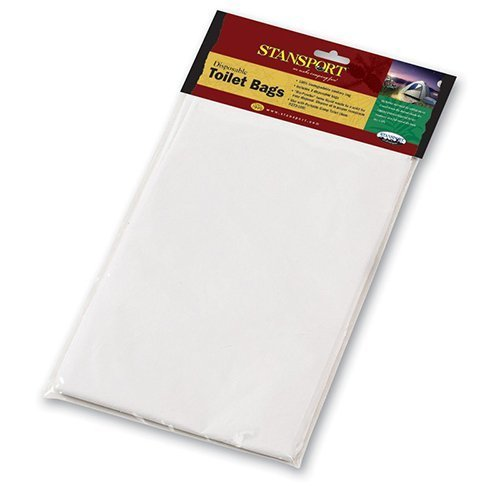 Stansport Portable Toilet Replacement Bags