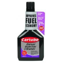CARLUBE DIESEL INJECTOR CLEANER PACK OF 3