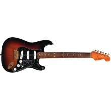 Fender Stevie Ray Vaughan Stratocaster (3-colour Sunburst)