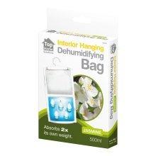 500ml Hanging Dehumidifier Wet Damp Mould Mildew Moisture Remover Jasmine
