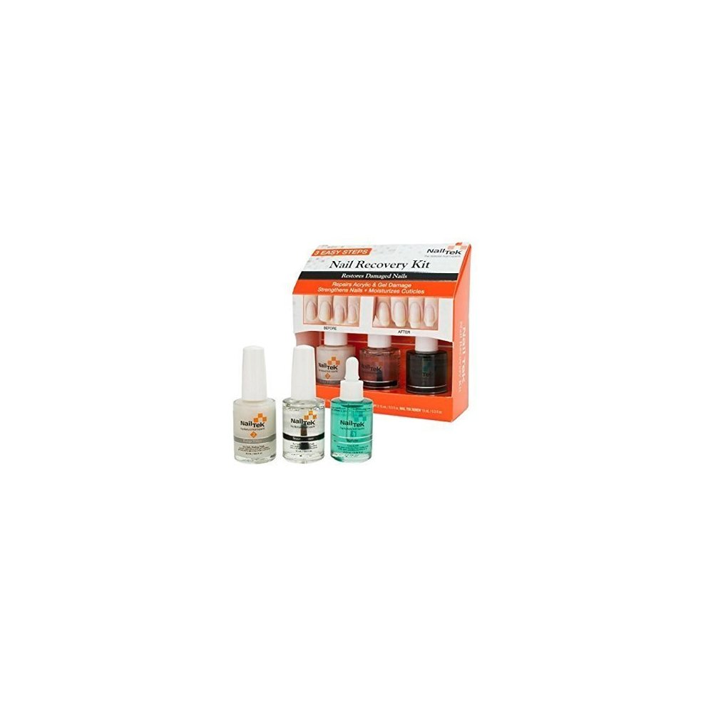 Contemporary Nail Tek Intensive Therapy Composition - Nail Art ...