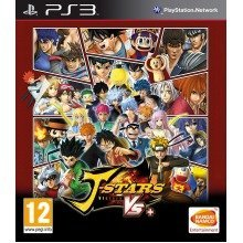 J-stars Victory Vs+ Sony Playstation 3 Ps3 Game Uk