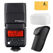 Godox TT350o 2.4G HSS 1/8000s TTL GN36 Camera Flash Speedlite for Olympus / Panasonic Mirrorless Digital Camera