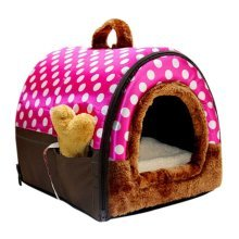Lovely Dog&Cat Bed/Soft and Warm Pet House Sofa, 37*30*30cm/NO.14