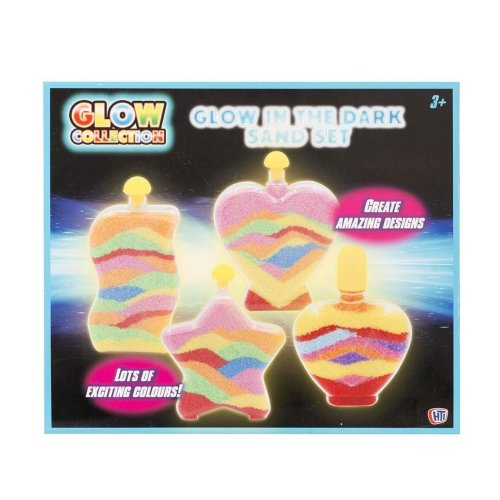 Glow Collection Sand Art Playset