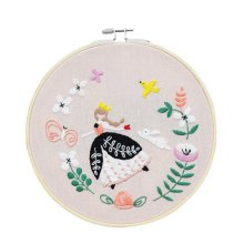 Embroidery Kit Hand Embroidery Gifts Set for Girls