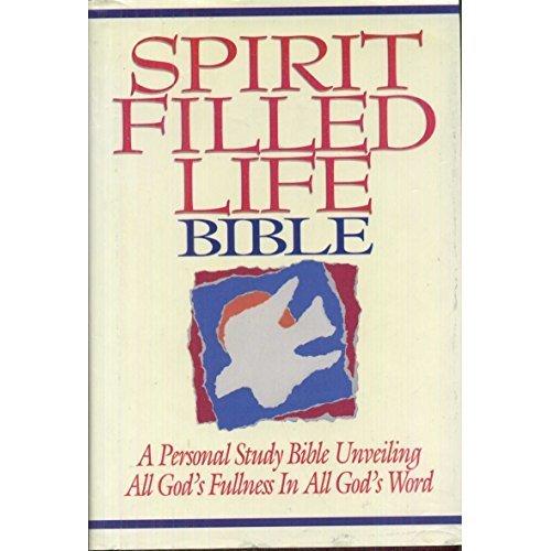 Bible: New King James Spirit Filled Life Bible