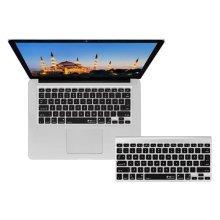 KB covers Turkish ISO keyboard cover for MacBook, air, retina, Pro & wireless keyboard (Türkçe klavye kapa)