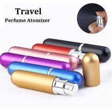 Portable Travel Perfume Atomizer Refillable Perfume Bottle