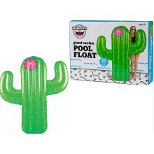 BigMouth Inflatable Giant Cactus Pool Float Beach Holiday Swimming Lounger Water Beach
