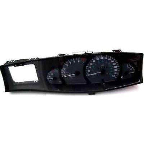Vauxhall Omega Petrol 2.2 Dash Instrument Cluster 88481733 Mileage 216155