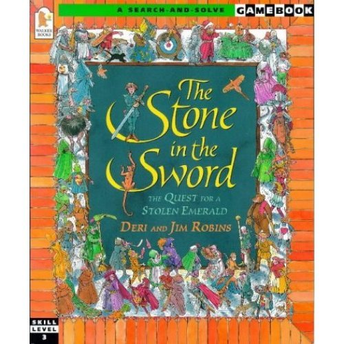 Stone in the Sword (Gamebooks)