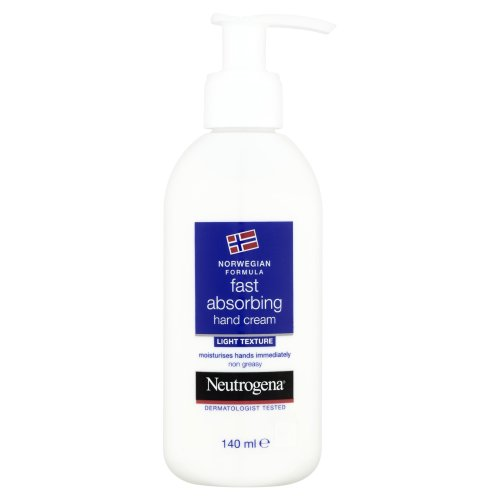 Neutrogena Norwegian Formula Fast Absorbing Hand Cream 140 ml