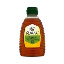 Rowse - Org Squeezy Honey 340g