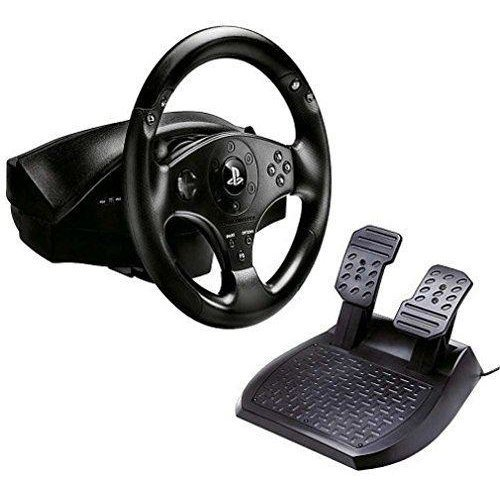 Thrustmaster T80 Playstation 4 Officially Licensed Racing Wheel - PS4/PS3