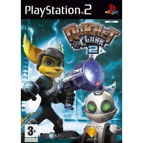 Ratchet and Clank 2: Locked and Loaded - Ratchet & Clank 2: Locked & Loaded (PS2)