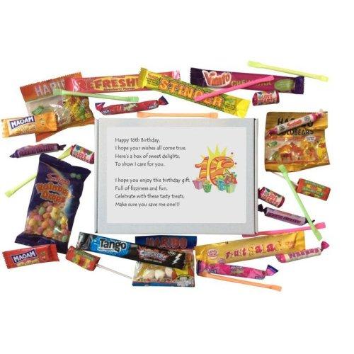 16th Birthday Sweet Box