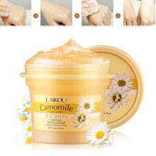Laikou Exfoliator Cream Scrub Cutin Facial Exfoliating Moisturizing Body Dead Skin Removal Gel