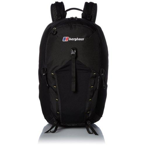 Berghaus Freeflow Outdoor Backpack, Black/Black, 30 Litres