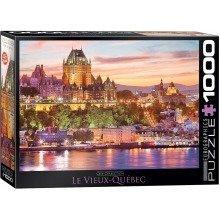 Eg60000763 - Eurographics Puzzle 1000 Pc - Le Vieux-quebec