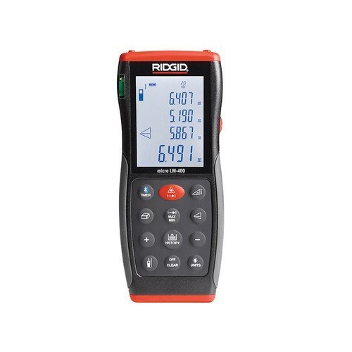 RIDGID 36813 Micro LM-400 Advanced Laser Distance Measure