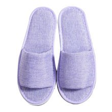 10 Pairs Non-slip Hotel / Travel / Home Disposable Slippers - A14